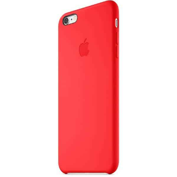 Funda de silicona original apple para el iphone 6 plus - Fundas iphone silicona ...
