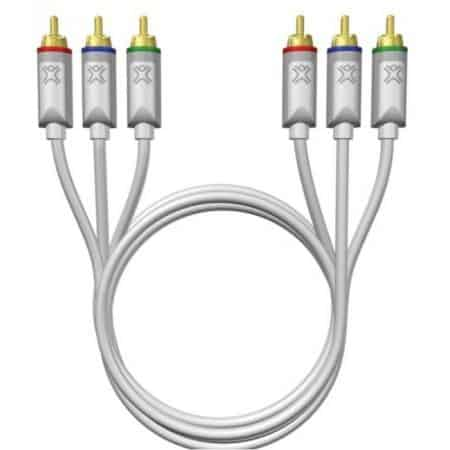 Cable por Componentes  RCA alta calidad