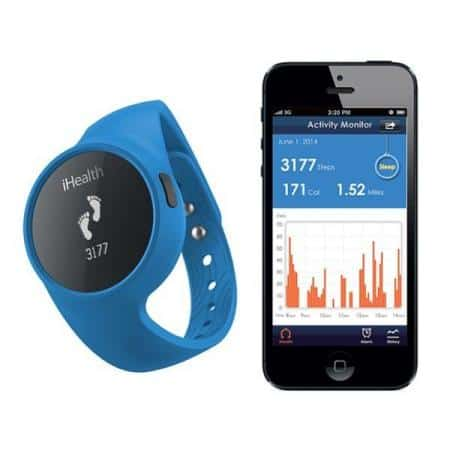 Wireless Activity and Sleep Tracker